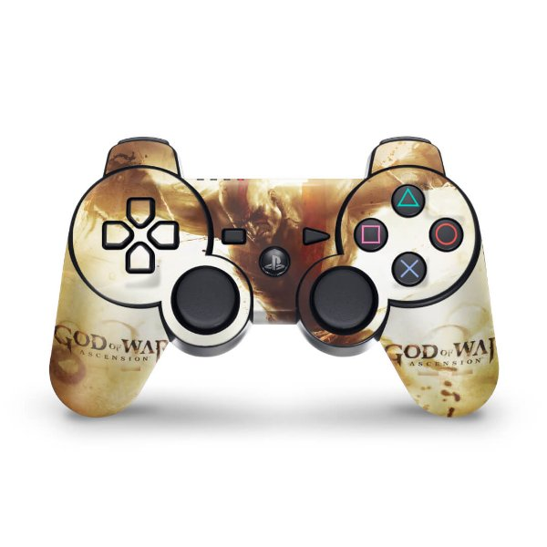 PS3 Controle Skin - God Of War 4