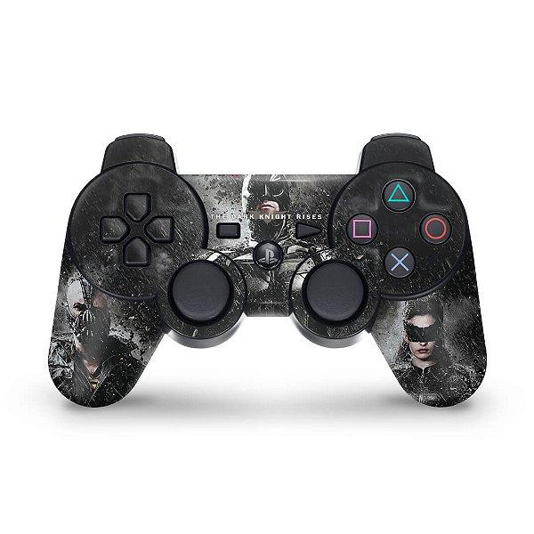 PS3 Controle Skin - Batman Dark Knight