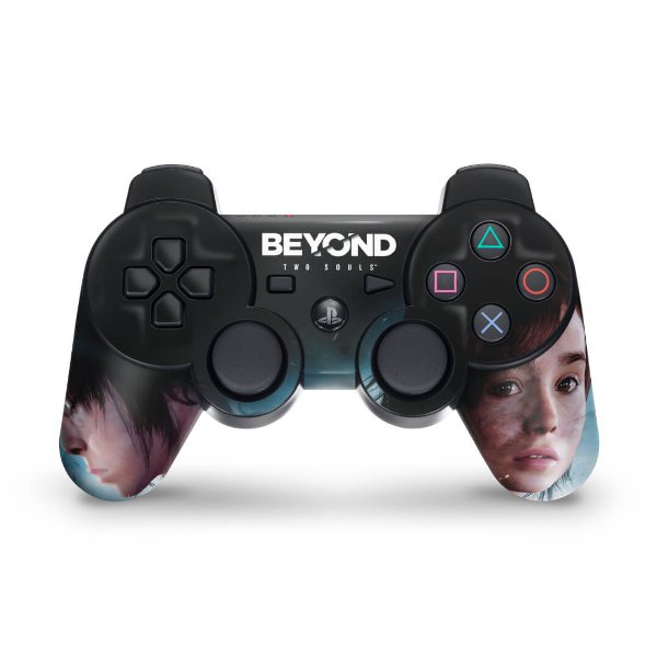 PS3 Controle Skin - Beyond Two Souls