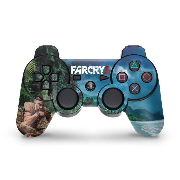 PS3 Controle Skin - Far Cry 3