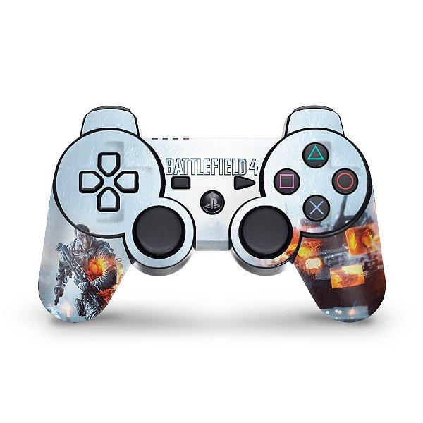 PS3 Controle Skin - Battlefield 4