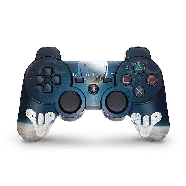 PS3 Controle Skin - Destiny