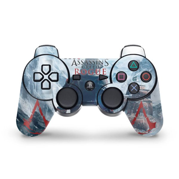 PS3 Controle Skin - Assassins Creed Rogue