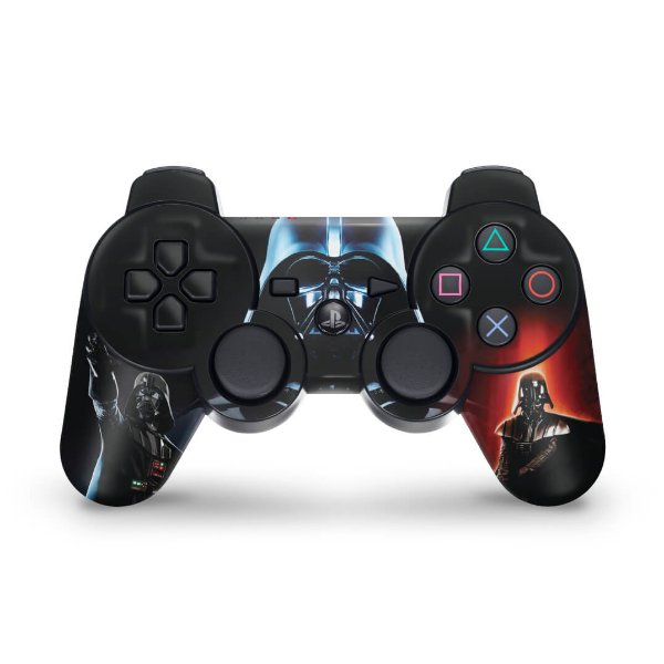 PS3 Controle Skin - Darth Vader