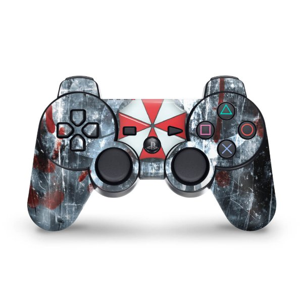PS3 Controle Skin - Resident Evil