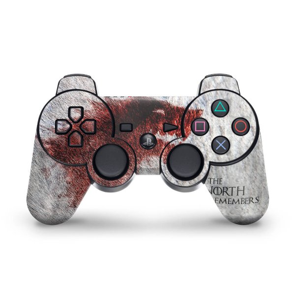 PS3 Controle Skin - Game Of Thrones