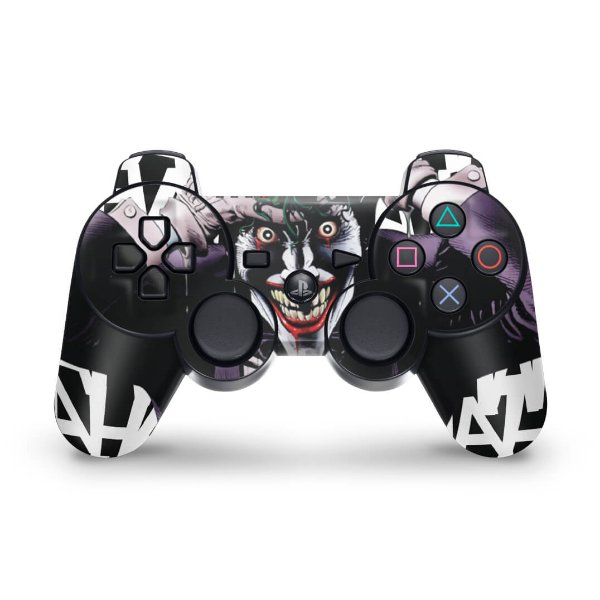 PS3 Controle Skin - Joker Coringa