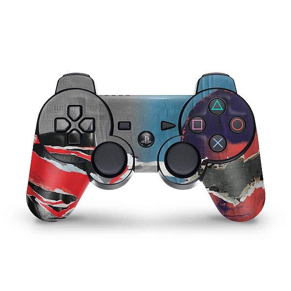 PS3 Controle Skin - Batman Vs Superman