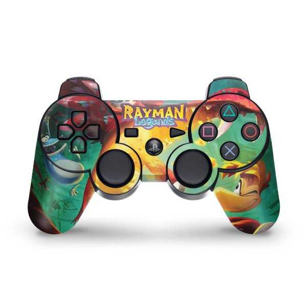 PS3 Controle Skin - Rayman Legends