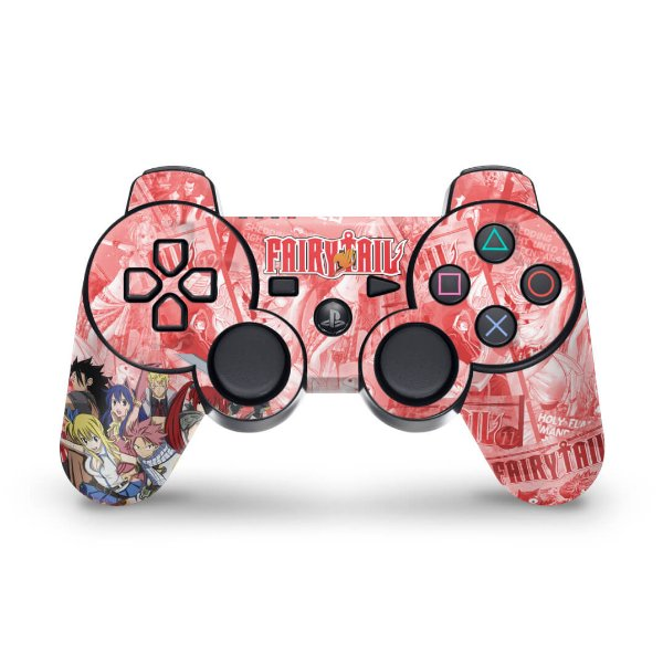 PS3 Controle Skin - Skin Fairy Tail