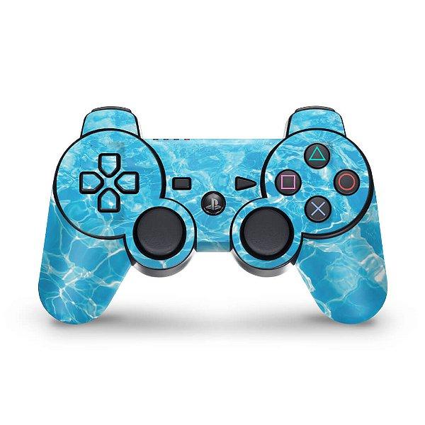 PS3 Controle Skin - Aquático Água