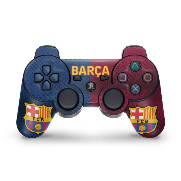 PS3 Controle Skin - Barcelona