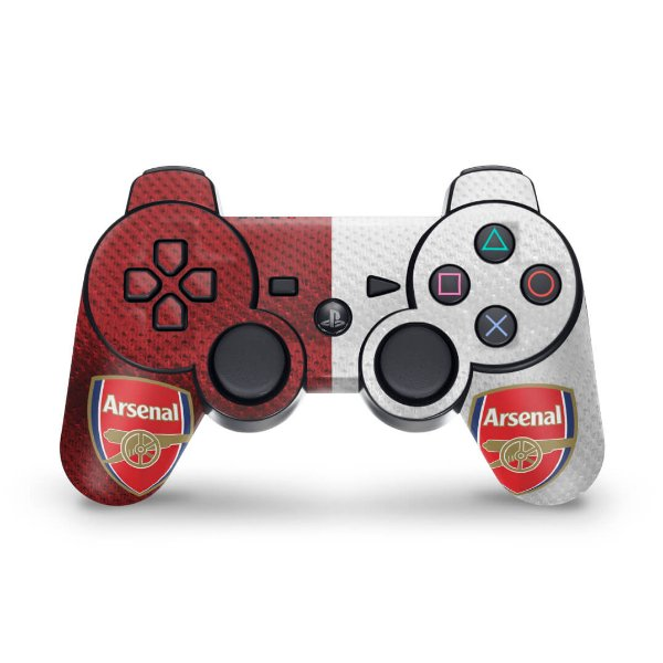 PS3 Controle Skin - Arsenal Fc
