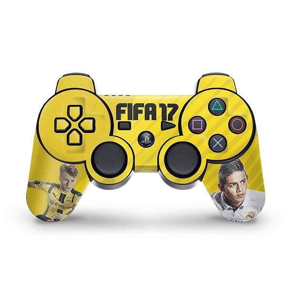 PS3 Controle Skin - Fifa 17
