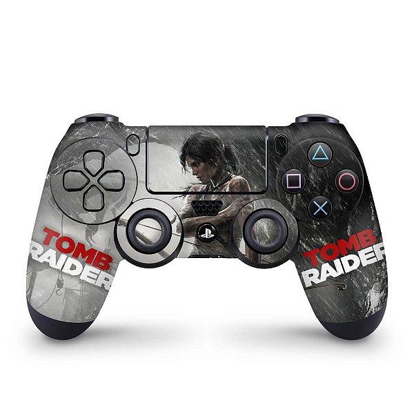 Skin PS4 Controle - Tomb Raider