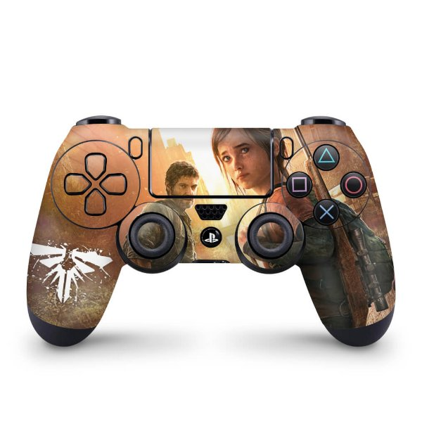Skin PS4 Controle - The Last of Us