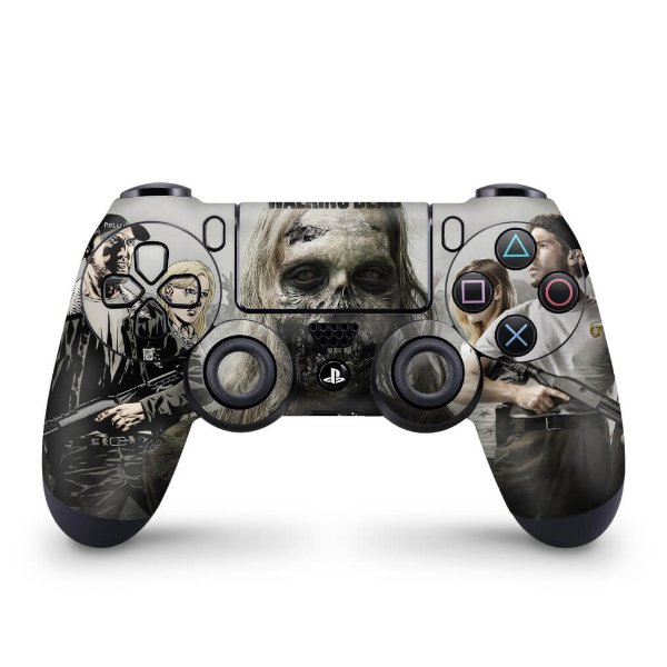 Skin PS4 Controle - The Walking Dead