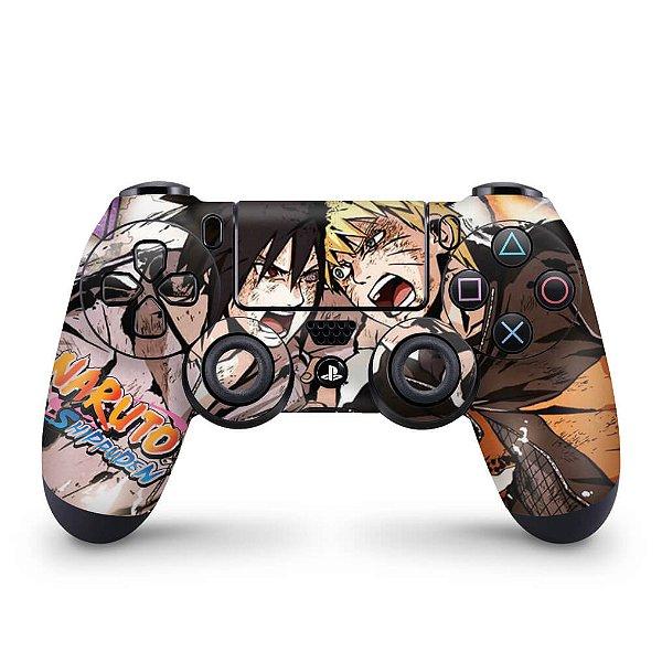 Skin PS4 Controle - Naruto