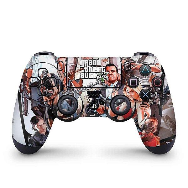 Skin PS4 Controle - GTA V