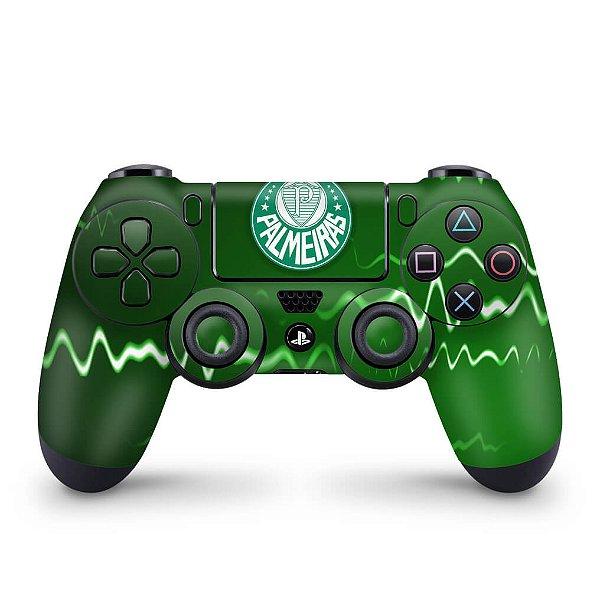 Skin PS4 Controle - Palmeiras