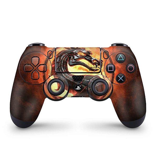 Skin PS4 Controle - Mortal Kombat