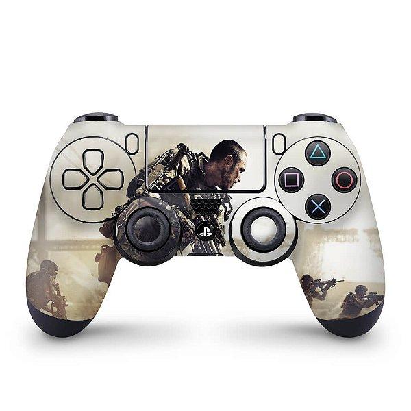 Skin PS4 Controle - Call of Duty Advanced Warfare