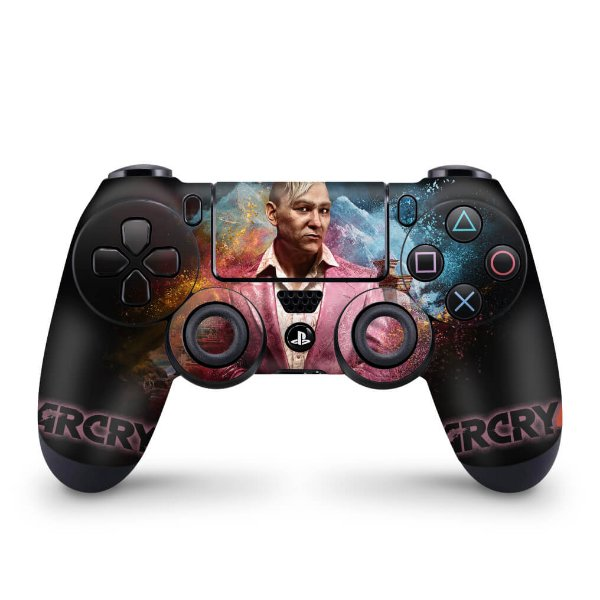Skin PS4 Controle - Far Cry 4