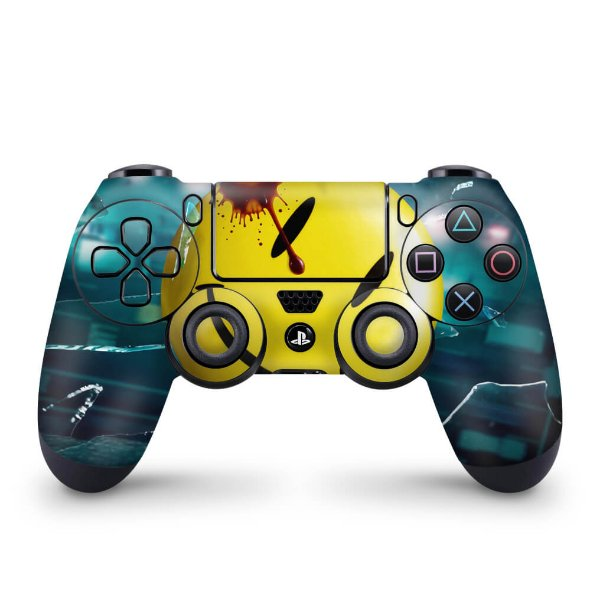 Skin PS4 Controle - Watchmen