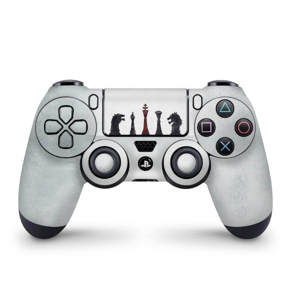 Skin PS4 Controle - Game of Thrones #A