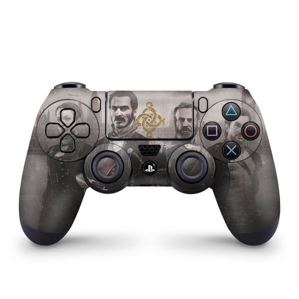 Skin PS4 Controle - The Order