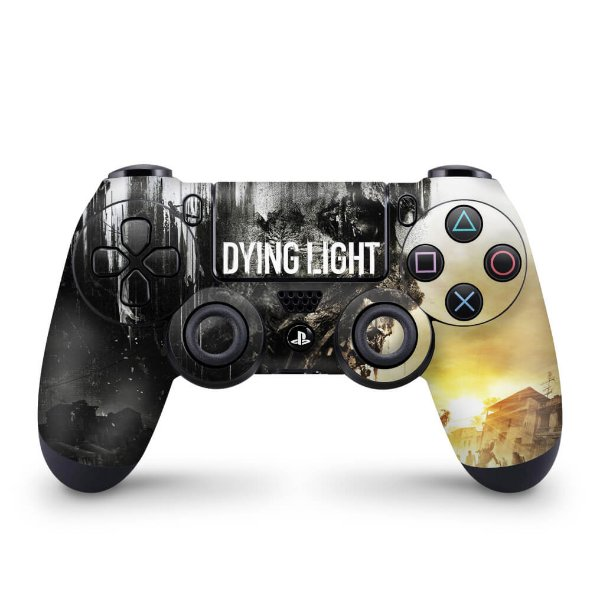 Skin PS4 Controle - Dying Light