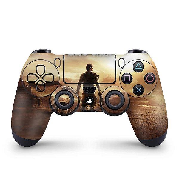 Skin PS4 Controle - Mad Max