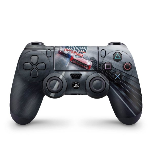 Skin PS4 Controle - Need for Speed Rivals