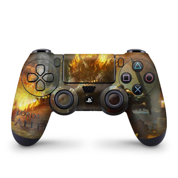 Skin PS4 Controle - Lords of the Fallen