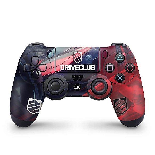 Skin PS4 Controle - DriveClub
