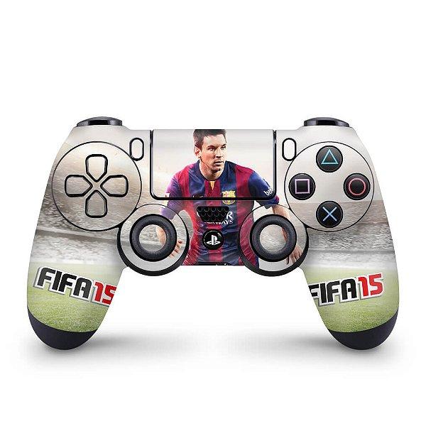 Skin PS4 Controle - Fifa 15