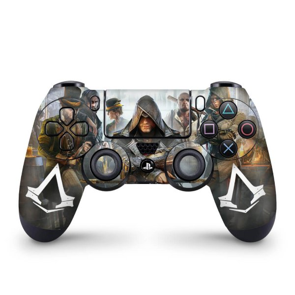 Skin PS4 Controle - Assassins Creed Syndicate