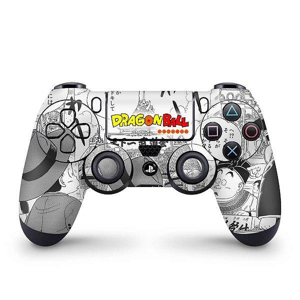 Skin PS4 Controle - Dragon Ball Z #B