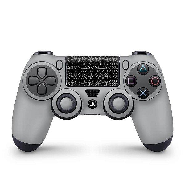 Skin PS4 Controle - Retrô Edition