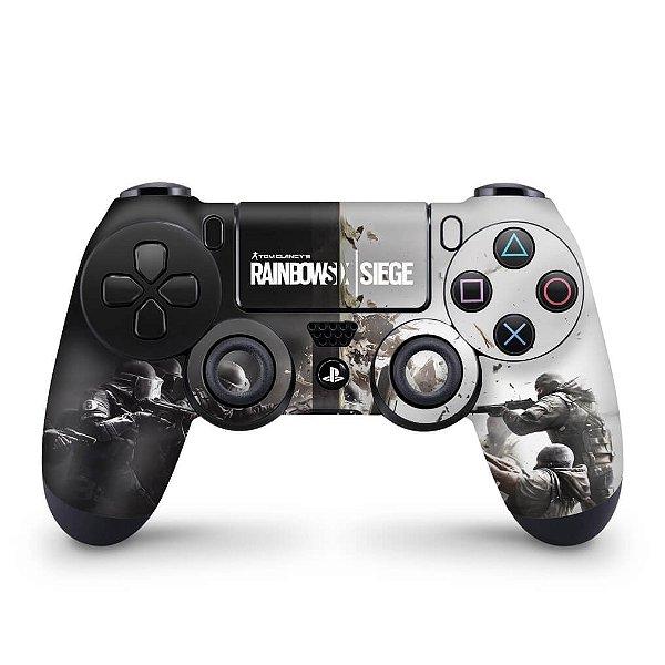 Skin PS4 Controle - Tom Clancy's Rainbow Six Siege