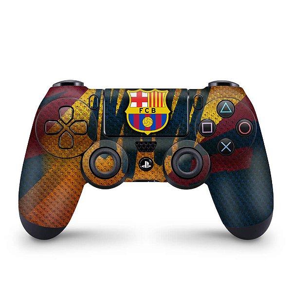 Skin PS4 Controle - Barcelona