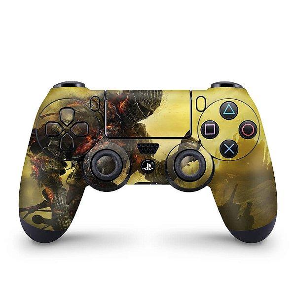 Skin PS4 Controle - Dark Souls 3