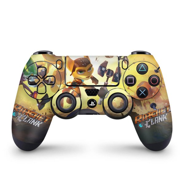 Skin PS4 Controle - Ratchet & Clank