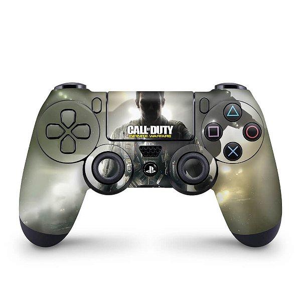Skin PS4 Controle - Call of Duty: Infinite Warfare