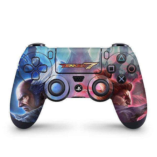 Skin PS4 Controle - Tekken 7