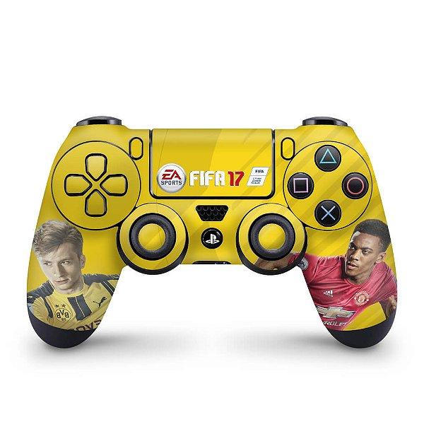 Skin PS4 Controle - Fifa 17