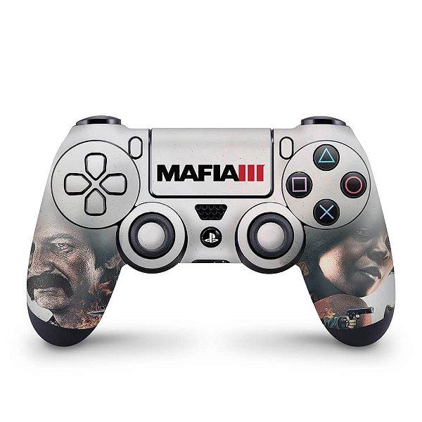 Skin PS4 Controle - Mafia 3