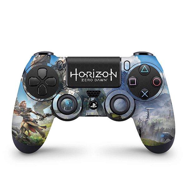 Skin PS4 Controle - Horizon Zero Dawn