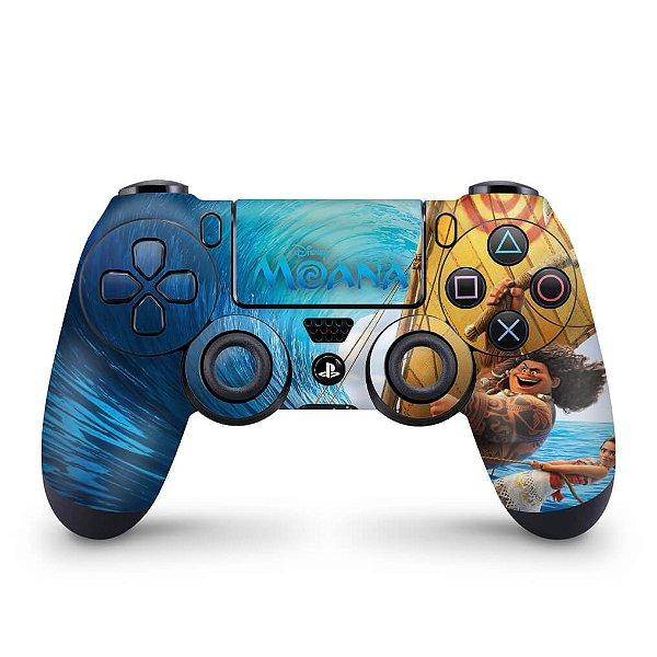 Skin PS4 Controle - Moana