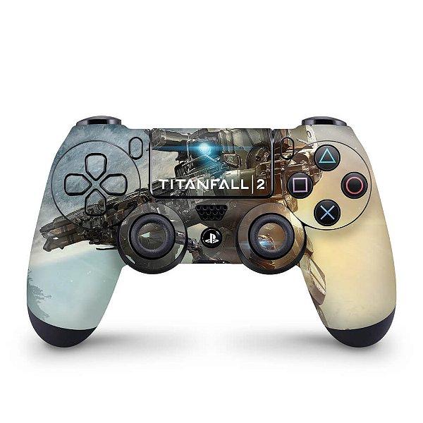 Skin PS4 Controle - Titanfall 2 #b